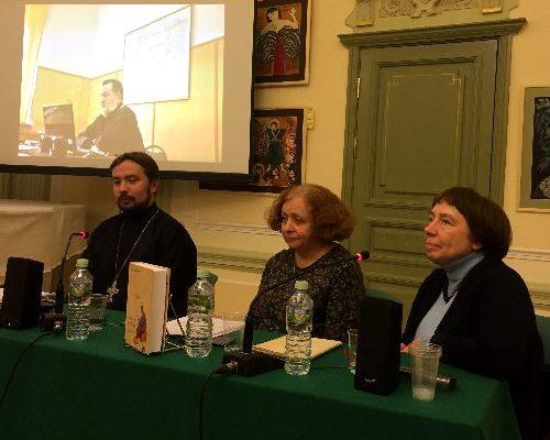Вечер памяти архимандрита Ианнуария (Ивлиева) состоялся в Москве